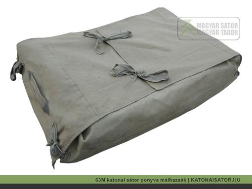 63M katonai sátor ponyva málhazsák | KATONAISATOR.HU