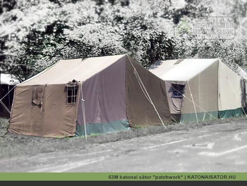 """patchwork"" 63M katonai sátor | KATONAISATOR.HU"